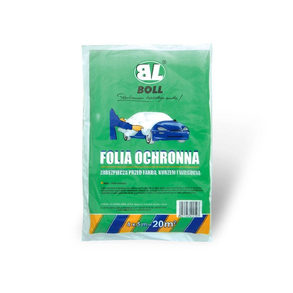 FOLIA OCHRONNA /4MX5M/ /BOLL/