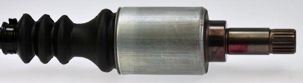 Wał napędowy SPIDAN 20649