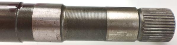 Wał napędowy SPIDAN 20941