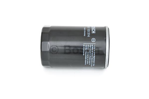 Filtr oleju BOSCH 0 451 103 314