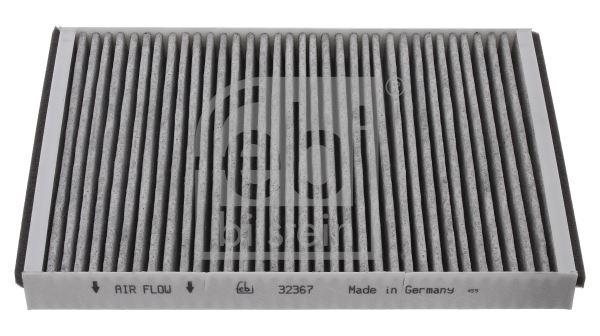 Filtr, wentylacja przestrzeni pasażerskiej FEBI BILSTEIN 32367